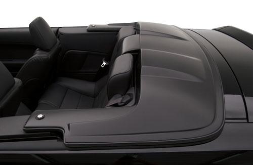 3d Carbon Convertible Tonneau Cover For S197 Stangs