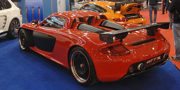 9ff Boosts The Porsche Carrera Gt With New Gtt 900 Package