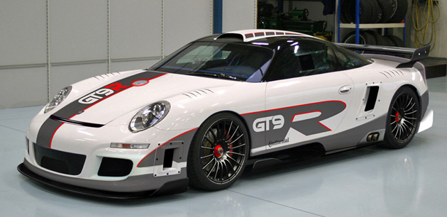 With the new GT9R, 9ff has the SSC Ultimate Aero TT's 411km/h (255mph) top speed in its sights
