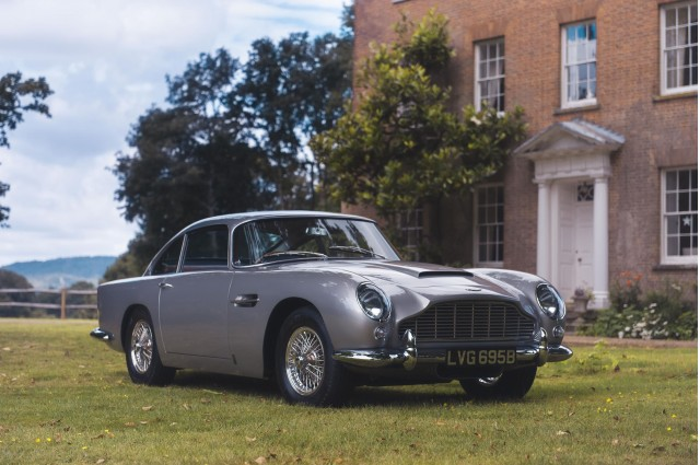 Someone Just Bought A Aston Martin DB Using Apple Pay - Aston martin db5 1964 price