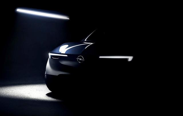A glimpse of Opel in the future