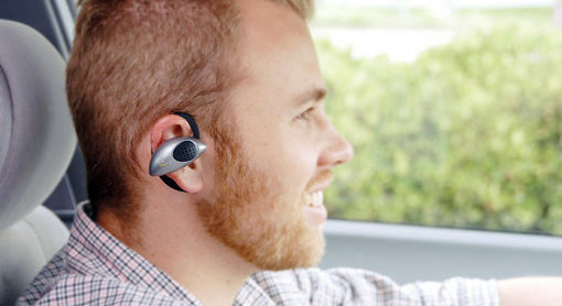 A headset that can save your life at the wheel