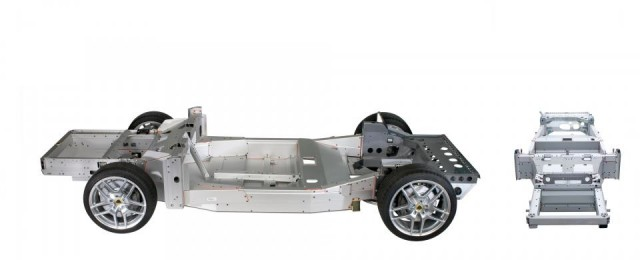 A lightweight Lotus chassis