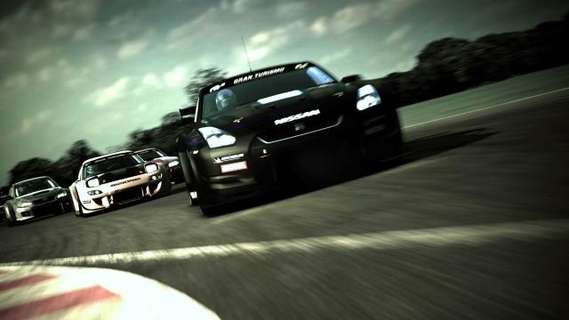 A screen shot from GT5 Spec 2.0