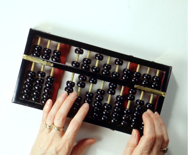 abacus in action