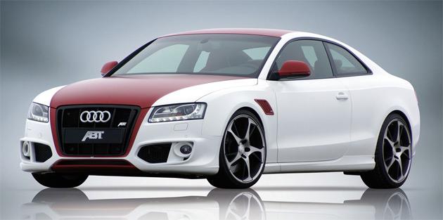 New Audi AS5-R to head ABT Sportsline range in Geneva