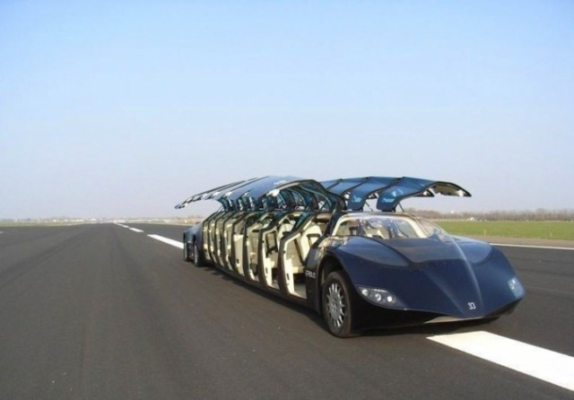Superbus Electric Sports Bus Now Road Legal Ready For Uae