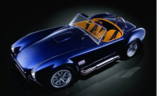 AC Cobra MkIV Roadster