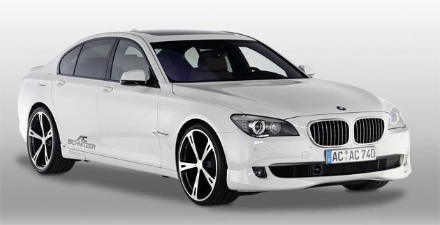AC Schnitzer Creates Sportier Look For BMW Series - Bmw ac schnitzer