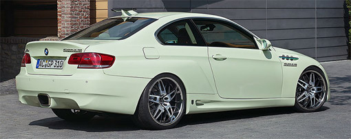 AC Schnitzer GP Gas Powered V Coupe - Schnitzer