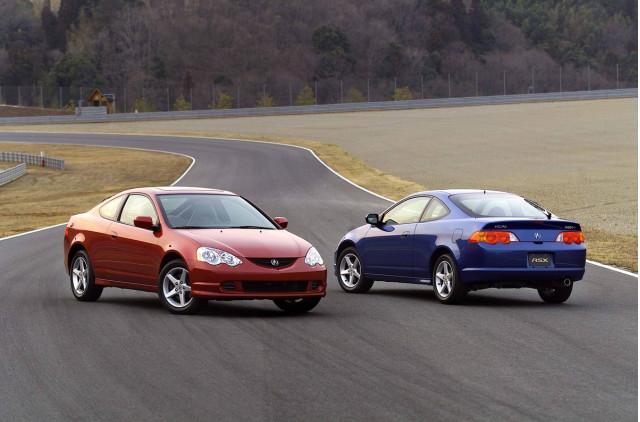 2002 Acura Integra Type S