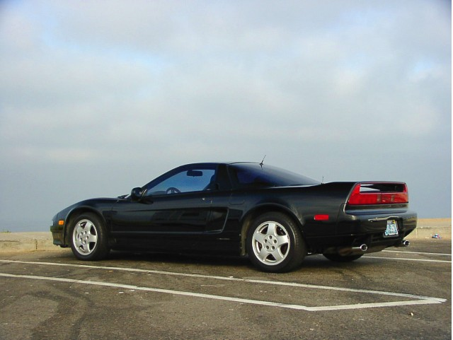 1991 Acura NSX allegedly bought by Donald Trump for second wife Marla Maples