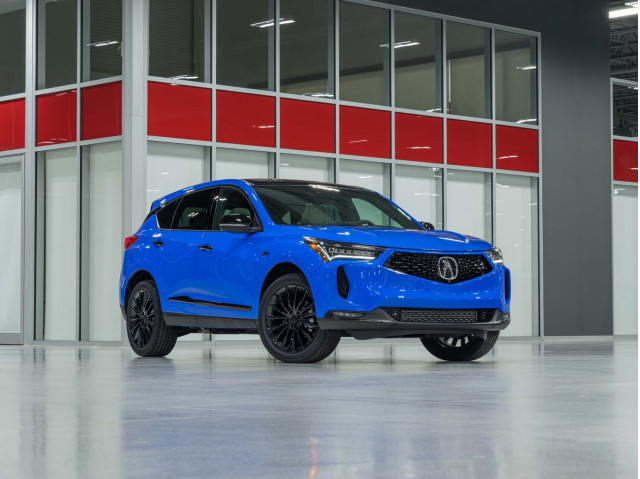 Refreshed 2022 Acura RDX costs $900 more but adds wireless CarPlay, updated drive modes