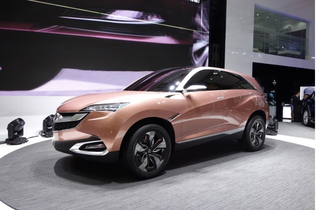 Acura Cdx Trademarked Small Luxury Crossover Based On Honda Hr V To