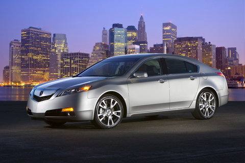 2010 acura tl gets six speed manual rh thecarconnection com