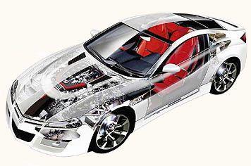 2010 Acura NSX (rumored)