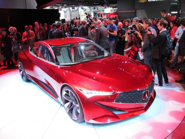 2018 acura supercar. perfect acura acura precision concept 2016 detroit auto show throughout 2018 acura supercar