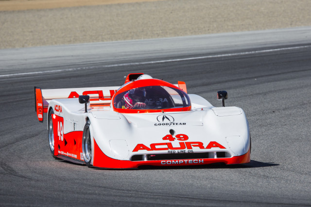 Comptech Racing Acura-Spice race car