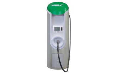 AeroVironment DC fast charger