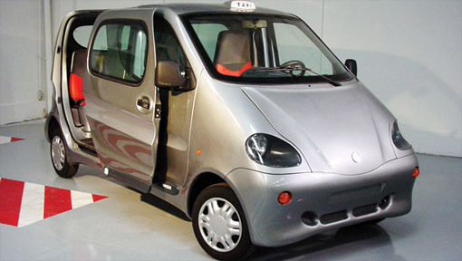 Air-powered car ready to roll off production line
