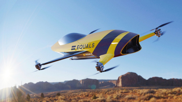 Airspeeder eVTOL race series