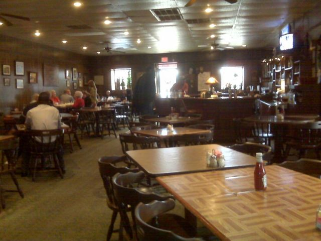 AL Riverfront restaurant