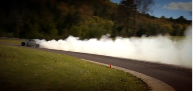 AMG Driving Academy drift lesson