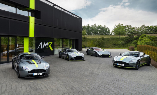AMR Performance Center