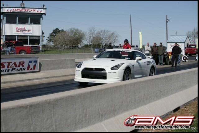 AMS Performance R35 Nissan GT-R