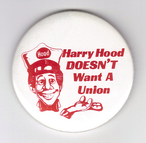 Anti Union Button