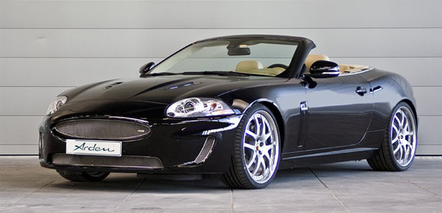 Amazing Arden Has Grown To Become A Specialist In The Tuning Of Jaguar Products