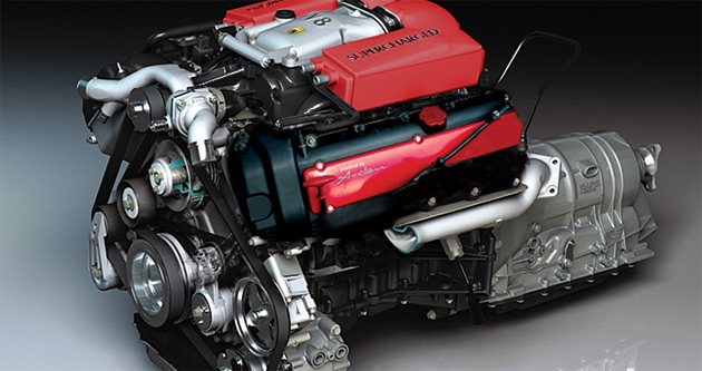 The Arden Supercharger Lifts Output Of Xkr By 80hp 59kw And 103lb