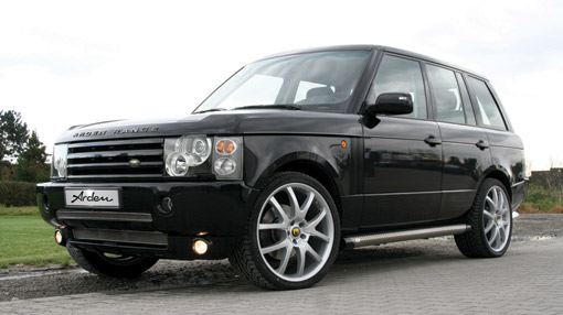 Arden tuning pack for the Range Rover Sport TDV8