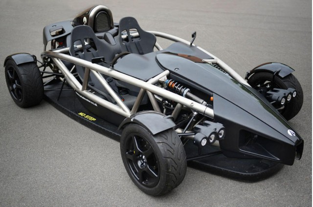 Ariel Atom Aero-P concept