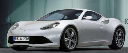 Artega GT Coupe headed for Geneva