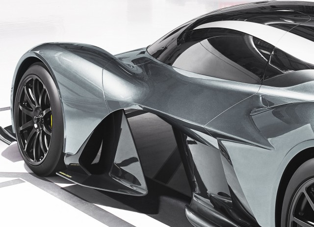 Aston Martin And Red Bull S Am Rb 001 Hypercar Revealed