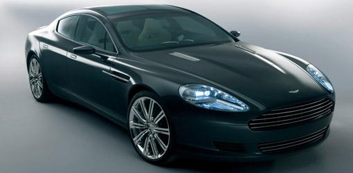 Aston Martin Calls On Volvo For New Rapide