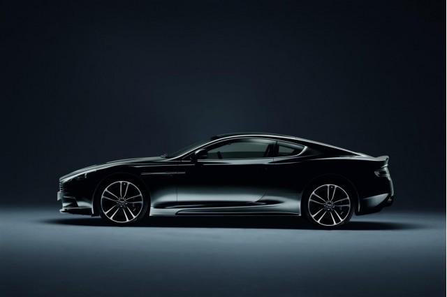 Aston Martin Carbon Black Edition V12 Vantage and DBS