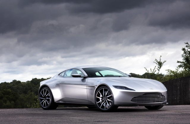 Was James Bond's Aston Martin DB10 based on the 2019 Vantage?