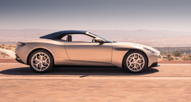 Aston Martin Announces the New DB11 Volante