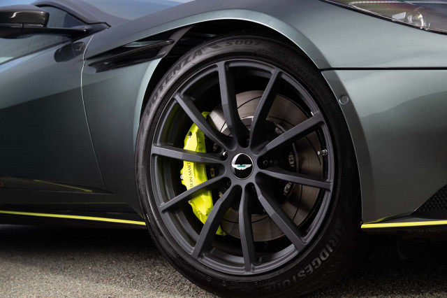 Aston Martin DB11 AMR takes flagship spot with 630hp V12