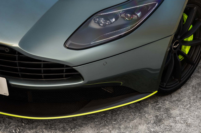 DB11 AMR Officially Debuts as the 630 HP Aston Martin