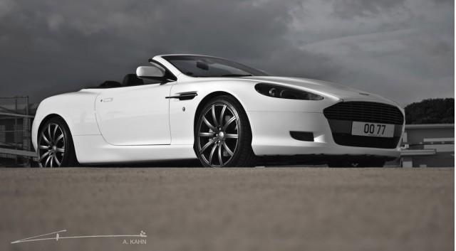 Aston Martin DB9 Volante by Project Kahn