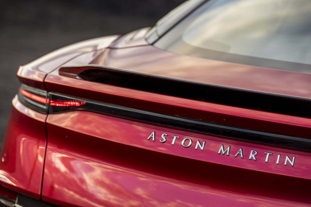 Aston Martin says IPO values carmaker at £4.33bn