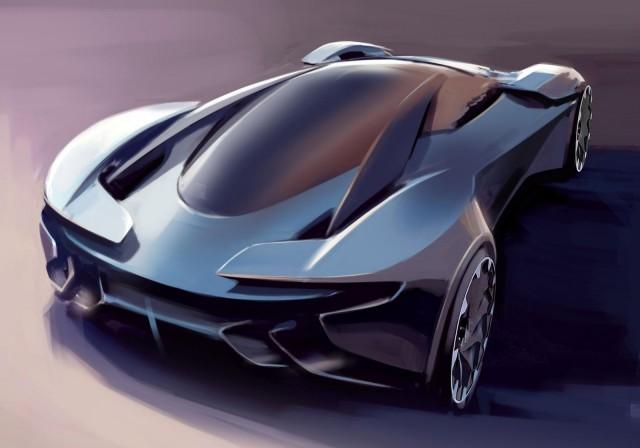 Aston Martin Mulls New Supercar