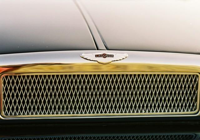 Aston Martin Lagonda Unveil For Geneva Motor Show