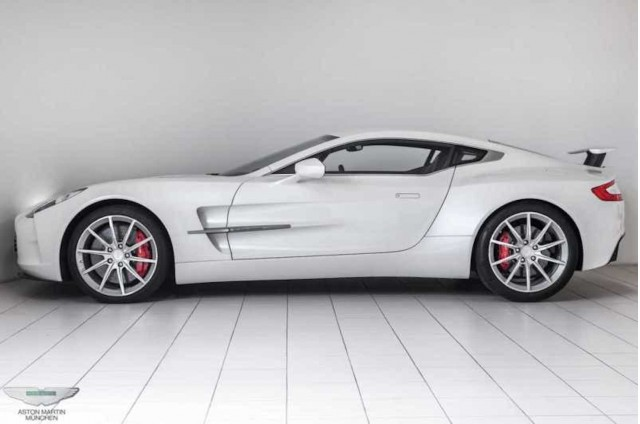 Beau Aston Martin One 77 For Sale