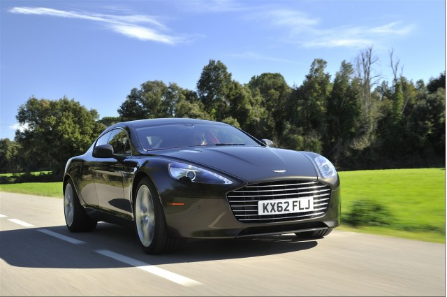 2015 Aston Martin Rapide Review Ratings Specs Prices And Photos