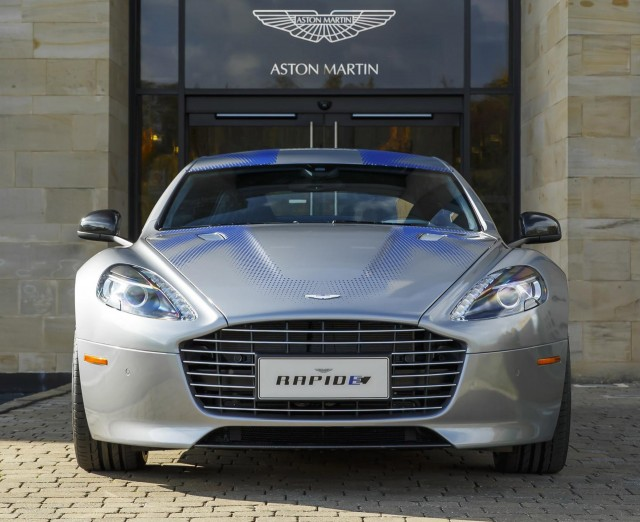 Aston Martin Rapide Electric Luxury Sedan Delayed To 2019 As
