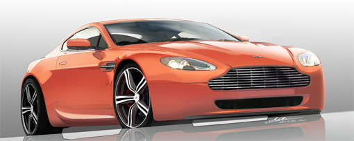 Aston Martin shows V8 Vantage N400 and DB9 LM